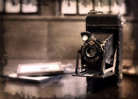 analogue, photo camera, photograph, aperture, monochrome, technology