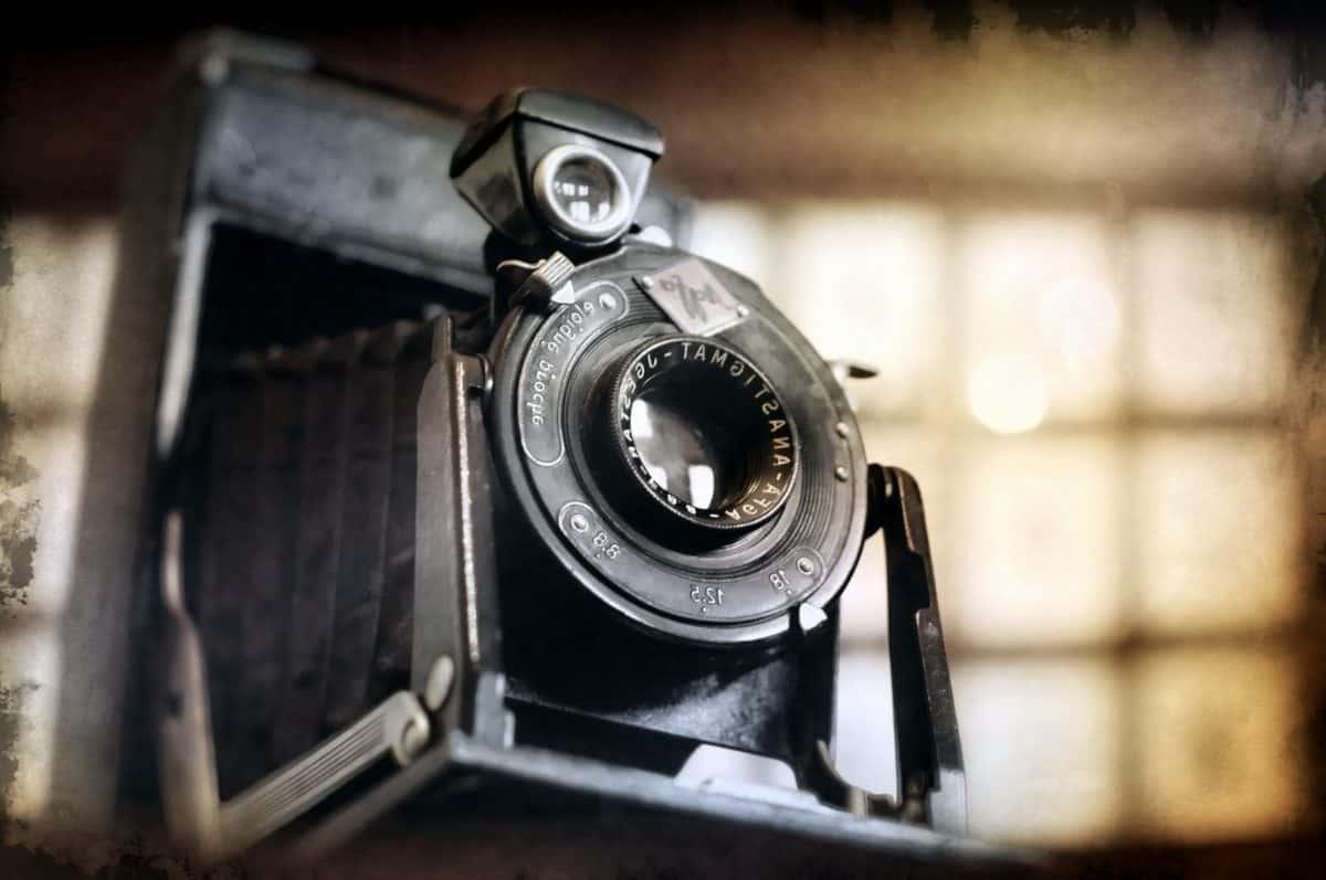 lens, antique, old, technology, aperture, photo camera, mechanism, equipment