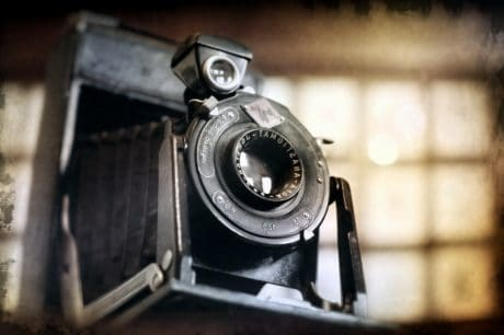 lens, antique, old, technology, aperture, photo camera, mechanism, equipment