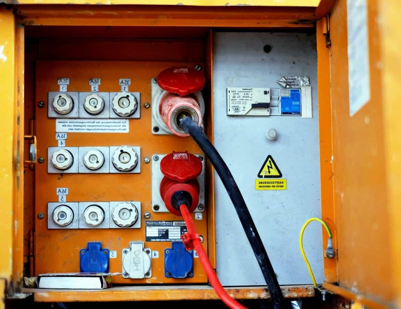 퓨즈, 전기, 케이블, 전압, 기술