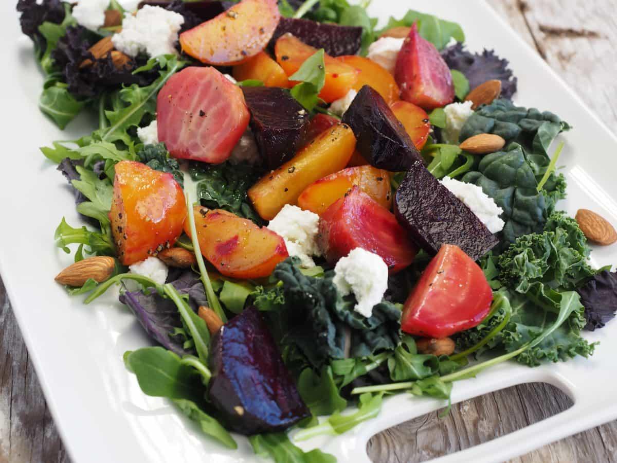 レタス、ランチ、野菜、ディナー、トマト、サラダ、食事、食品