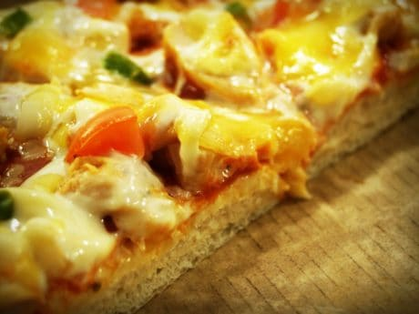 cheese, delicious, slice, food, meal, pizza, tomato, lunch