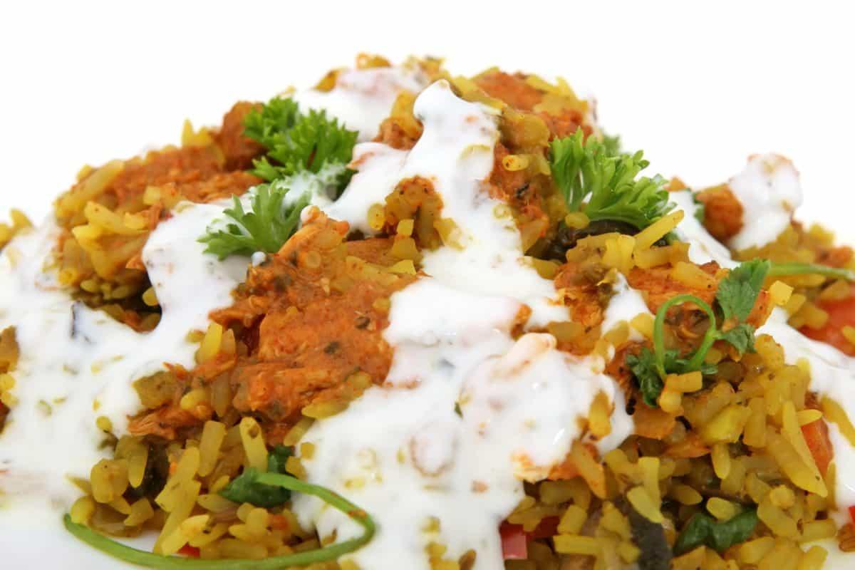 zelenina, jídlo, lahodné, jídlo, rýže, večeře, Obědy, potraviny