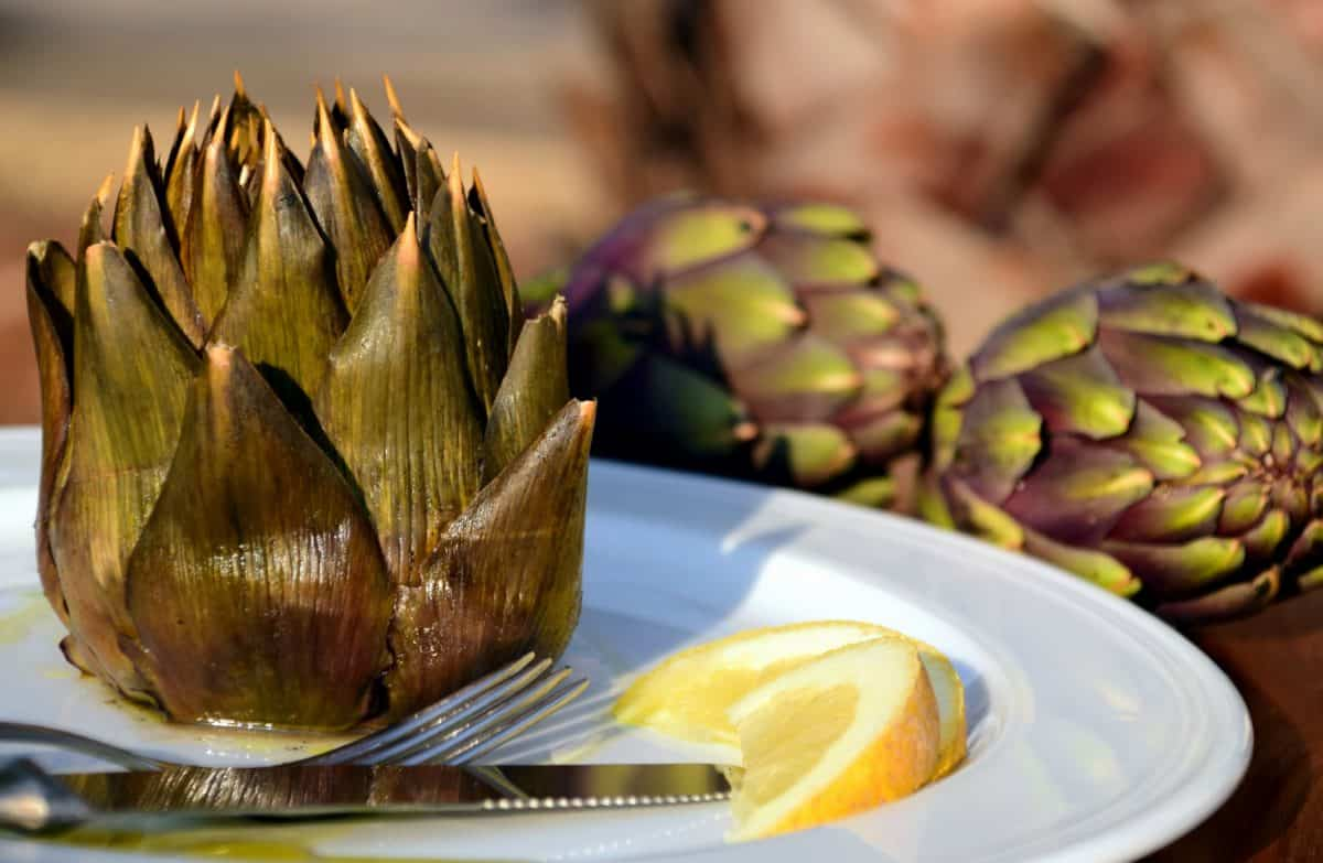 food, vegetable, delicious, organic, artichoke