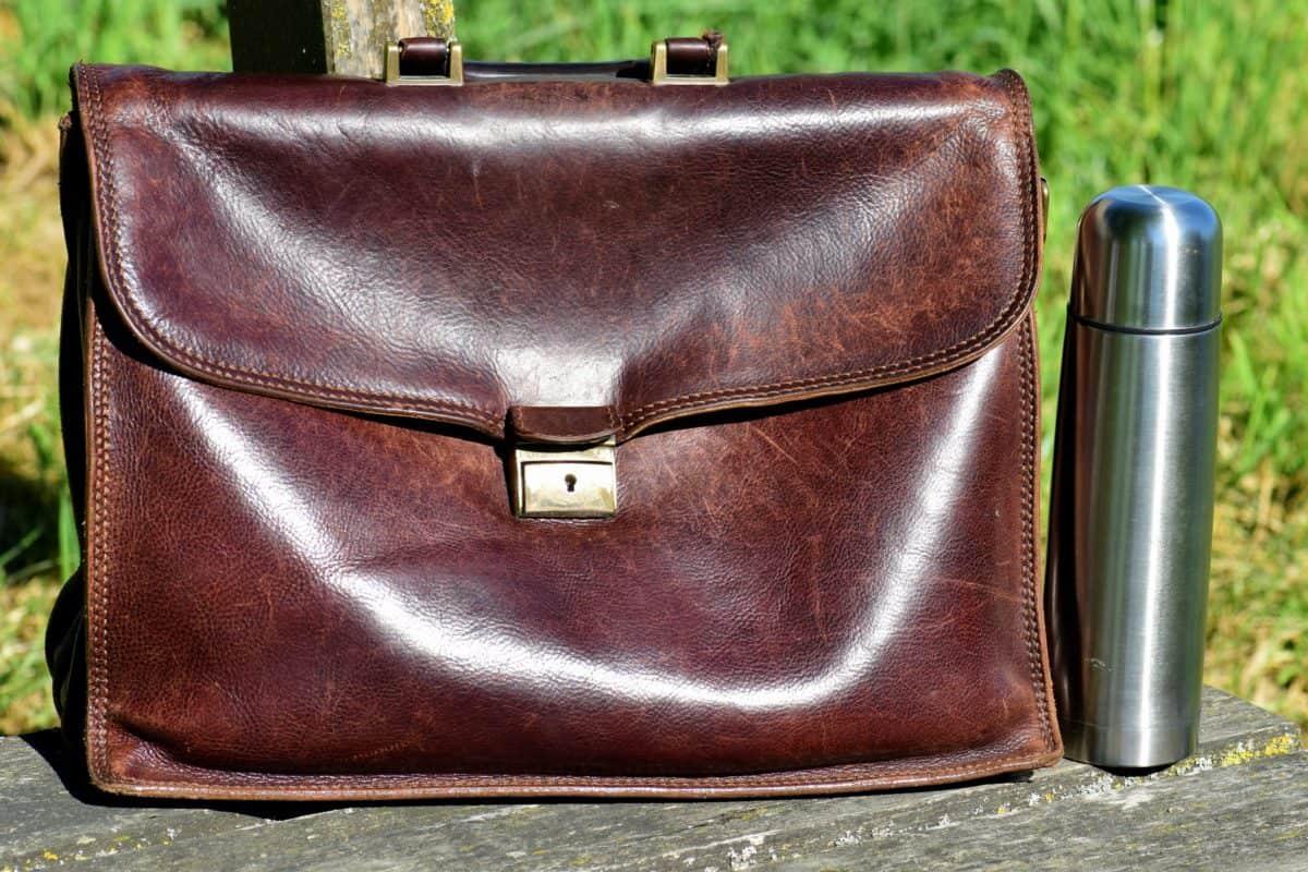 daylight, suitcase, elegant, leather, fashion, bag, luxury, luggage