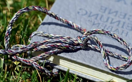 colorful, rope, book, knowledge, outdoor, literature, grass, nature