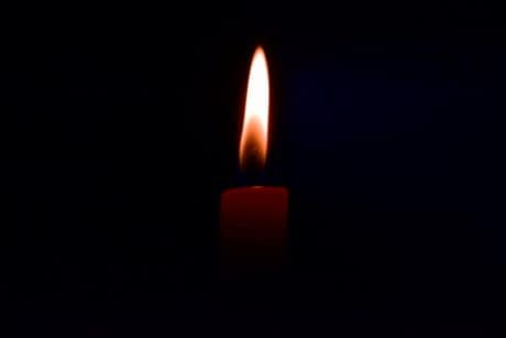 candle, wax, dark, fire, stick, darkness, night