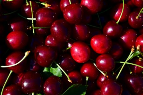 fruit, cherry, delicious, sweet, food, nutrition