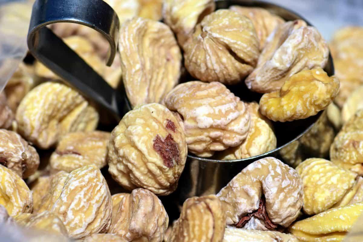 nutrición, alimentos, secos, nuez, semilla, macro, dieta