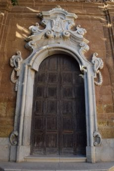 Architektur, Tür, Eingang, vordere Tür, Fassade, Kathedrale