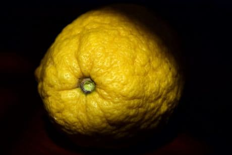 macro, food, lemon, fruit, citrus, diet, indoor, dark, darkness, shadow