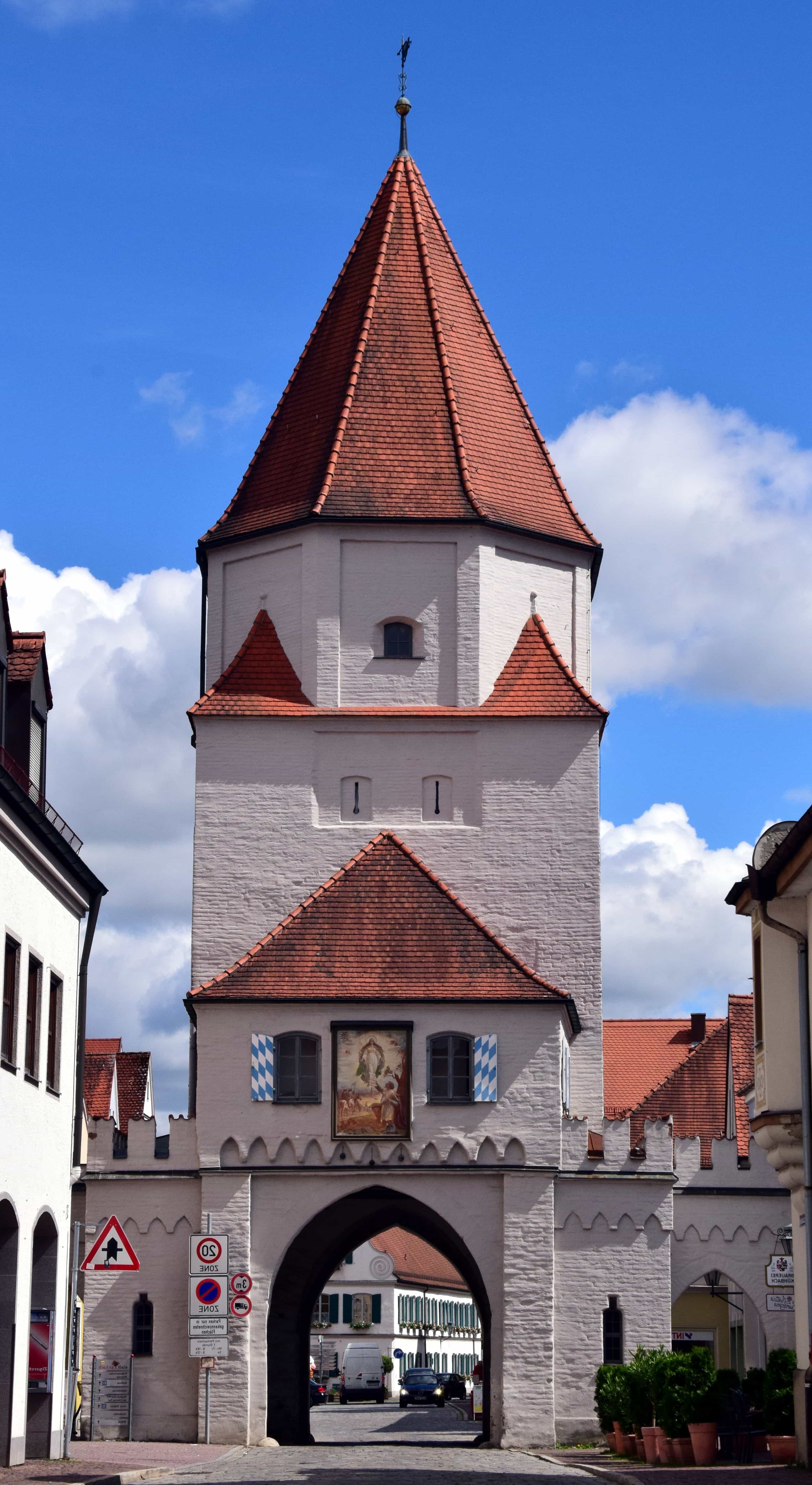 Free Picture Architecture Church Old Tower City Blue