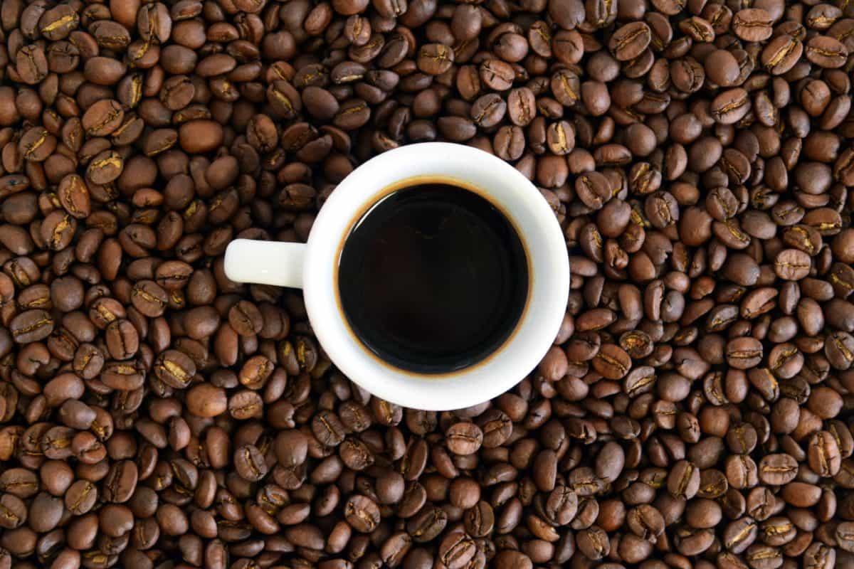 Bohne, Tasse, trinken, Espresso, Koffein, Kaffee, trinken, cappuccino