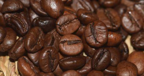 temné, cappuccino, kofein, fazole, káva, espresso, brown, makro