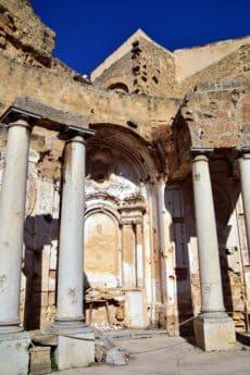 architectuur, steen, oude, oude, landmark, Archeologie, ruïne