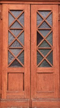 architecture, door, wooden, front door, wood, structure, wall