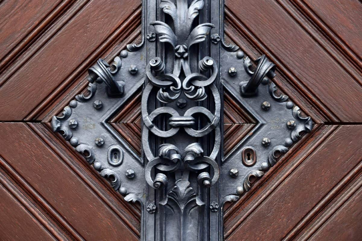 Imagen gratis arquitectura antiguo puerta madera for Porton madera antiguo