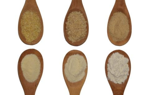 spoon, grain, food, nutrition, spice, brown, wood