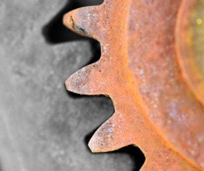 steel, iron, industry, rust, tooth