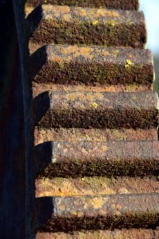 corrosion, iron, old, industry, mechanism, rust, steel