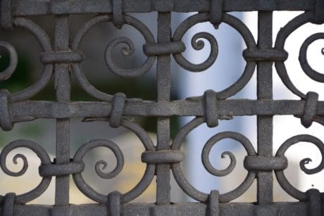 steel, pattern, mould, iron, gate, antique, security