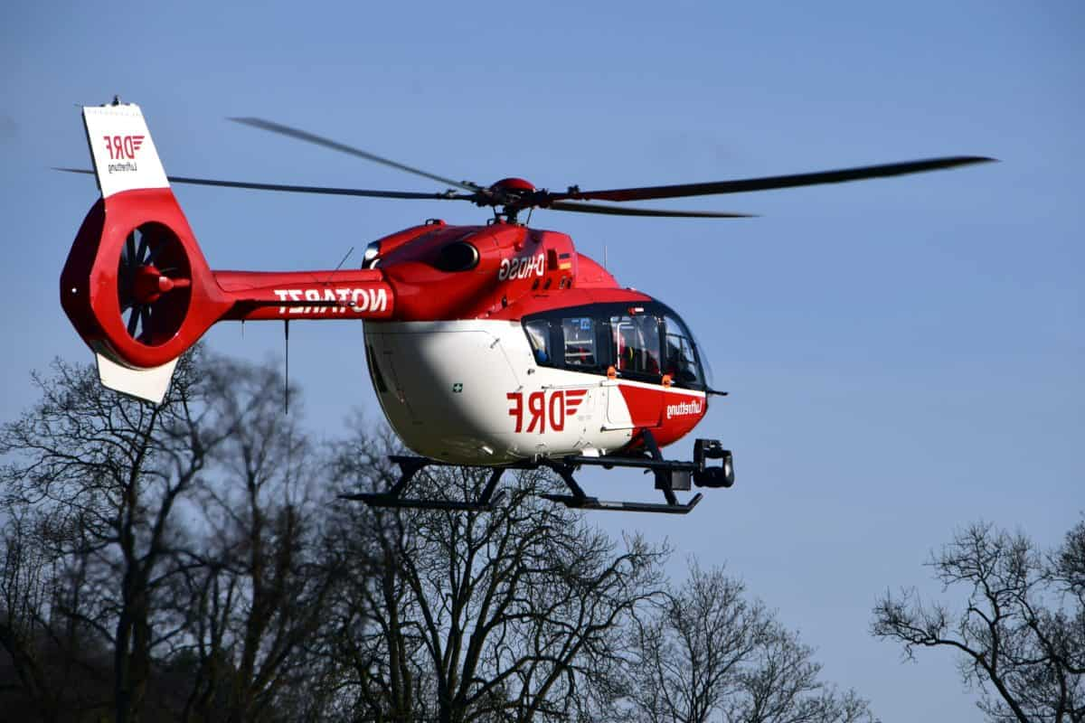 helicopter, aircraft, rescue, vehicle, rotor, mechanism
