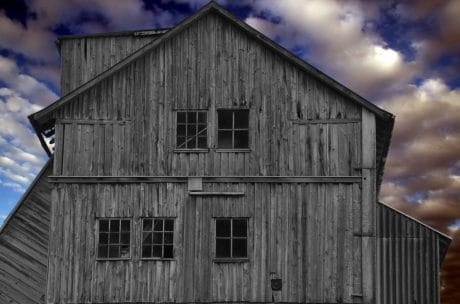 architecture, barn, wooden, house, wood, structure, old, outdoor