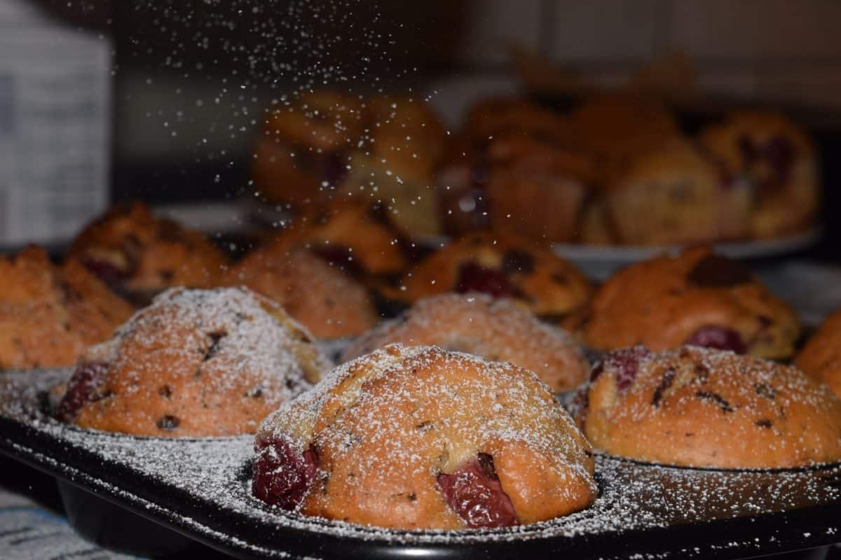 azúcar, comida, pastel, postre casero, deliciosa, dulce, interior,