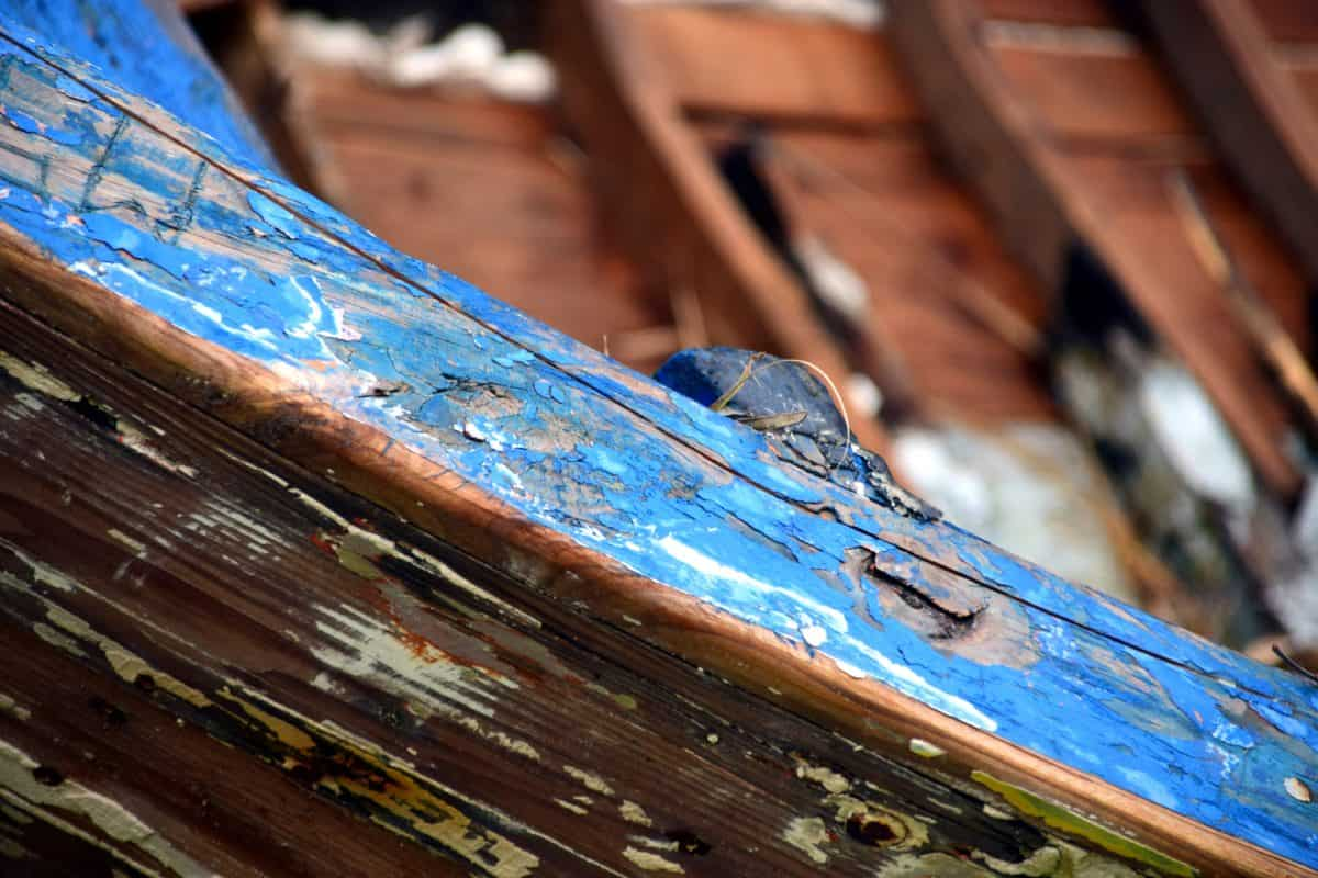 legno, vecchio, texture, porta, blu, legno, oggetto, dettaglio, macro
