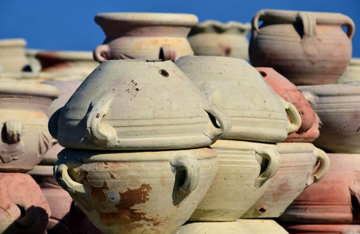 ceramica, arte, cielo, ceramica, arte, vaso, design