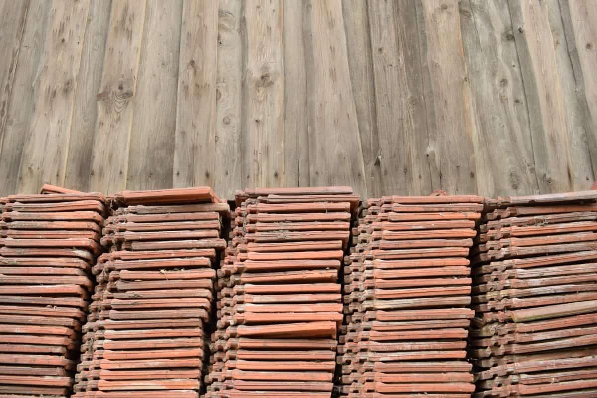 modello, struttura, tetto, superficie, piastrelle, legno