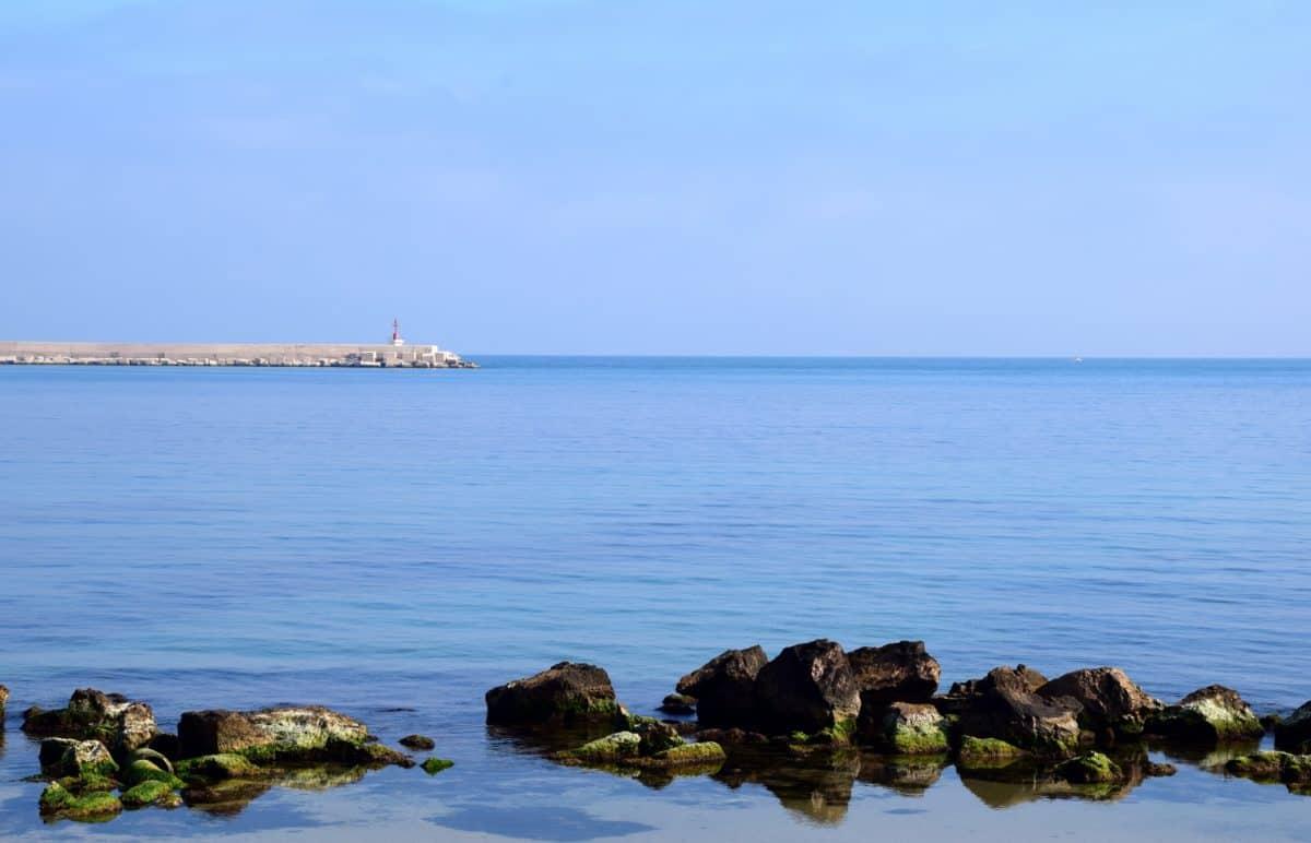 agua, océano, orilla, mar, playa, Costa, orilla
