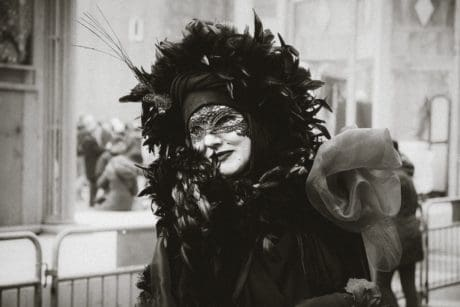 people, portrait, mask, masquerade, attire, mask, costume