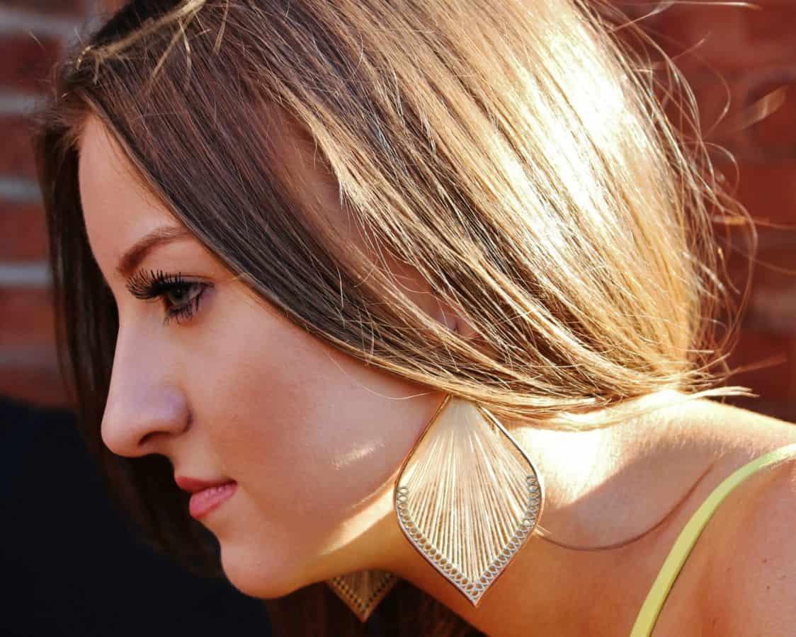 Glamour, guapa, mujer, hermosa, retrato, chica, moda, peinado