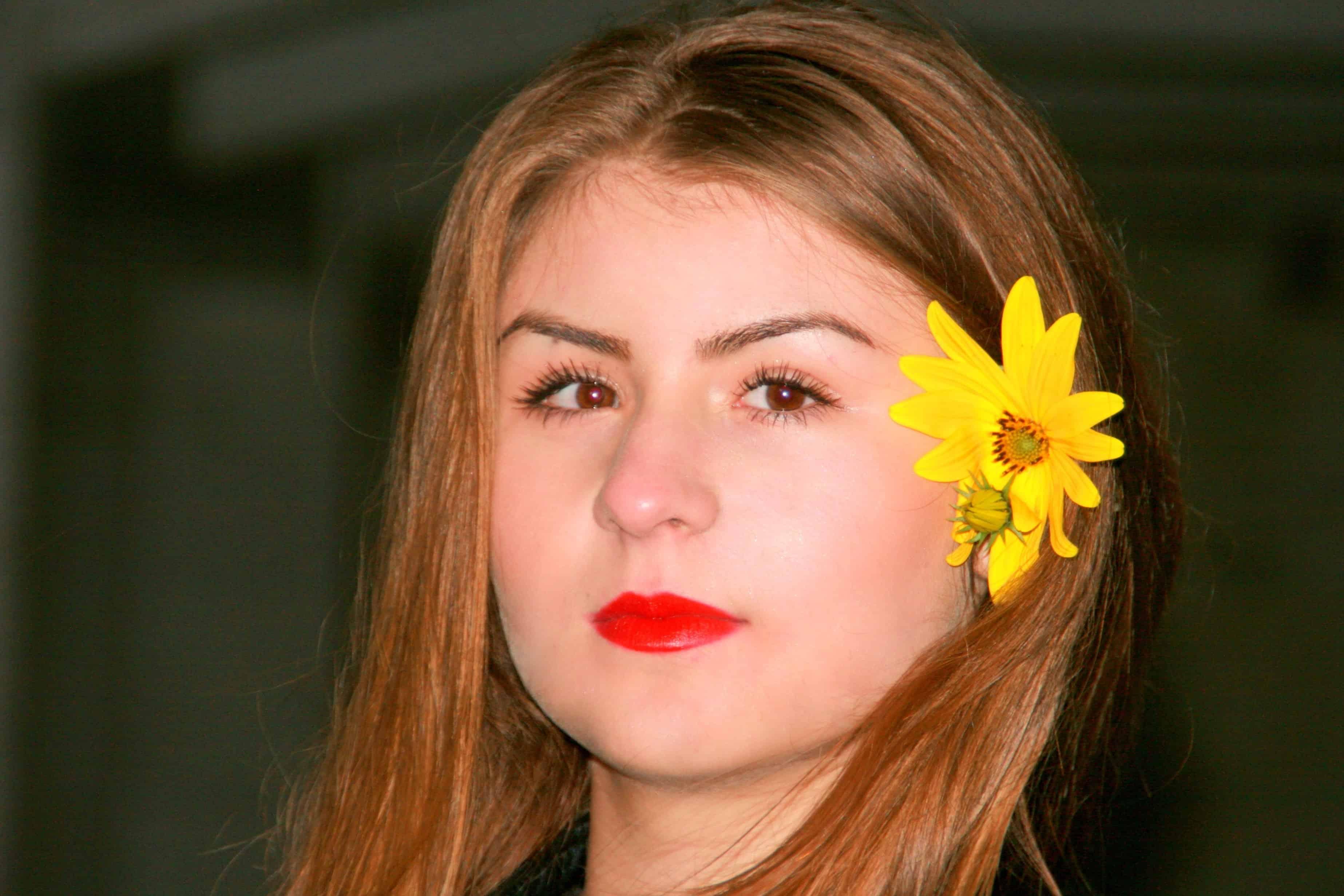 18 hübsch mädchen Hübsche Mädchen