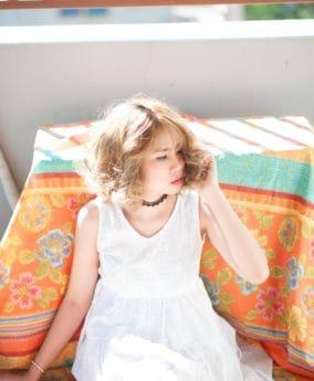 foto bellissime, modello, ragazza, capelli biondi, carino, persona attraente, ritratto,