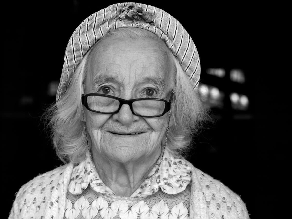 kasvot, ihmiset, Isoäiti, muotokuva, hattu, senior, maalaismainen, mies, henkilö