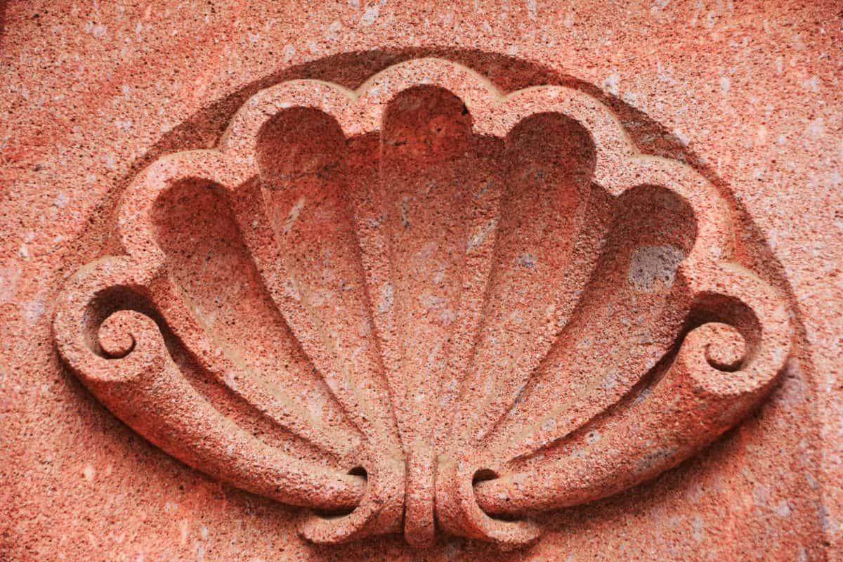 textura, escultura antigua, arquitectura, fachada del edificio,