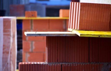blok, architektura, budova, město, dřevo