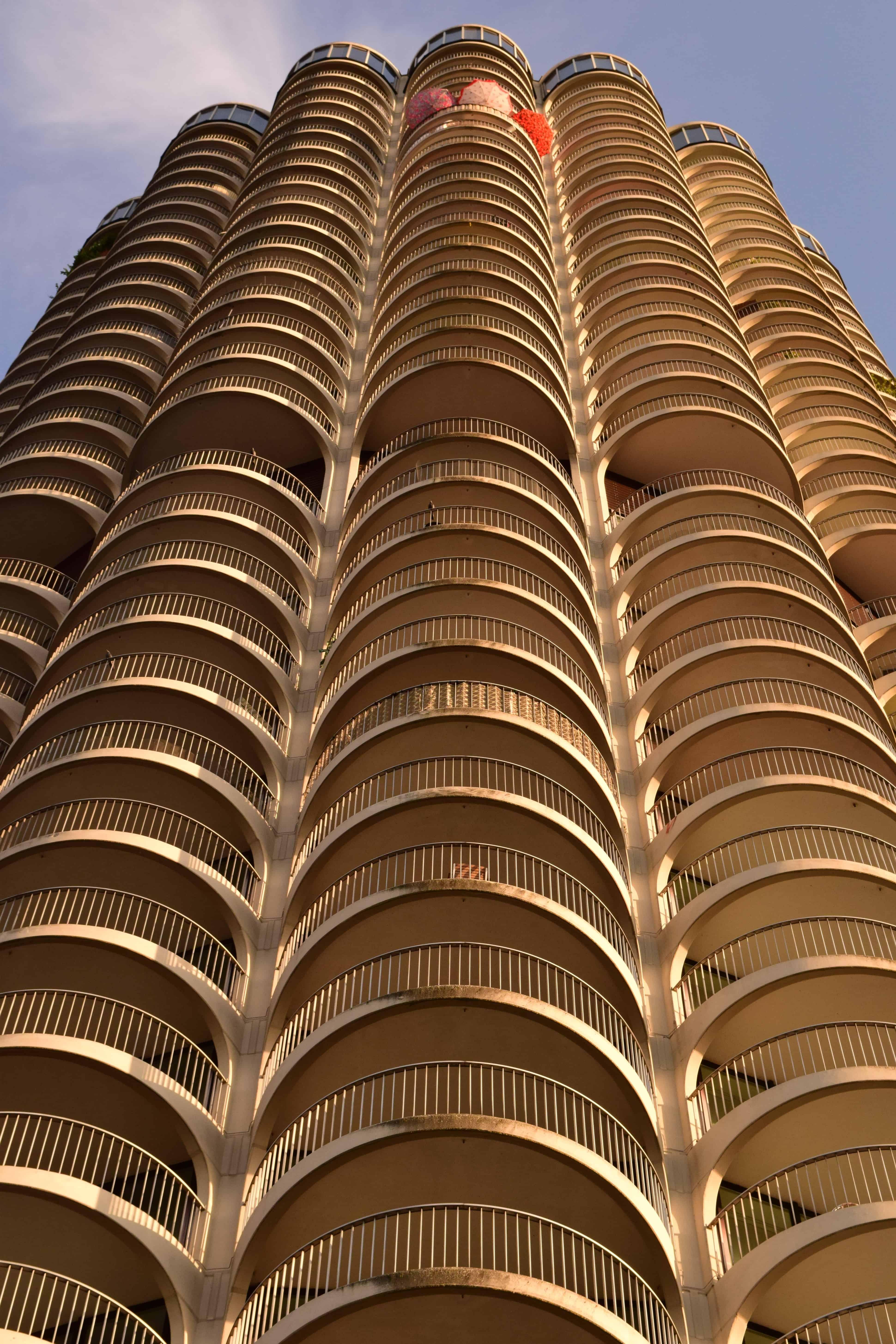 Architektur Fassade kostenlose bild tower gebäude fassade fassade terrasse