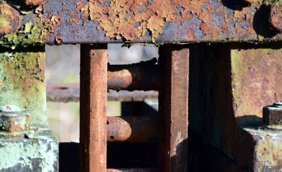 architecture, old, iron, rust, object, steel, metal