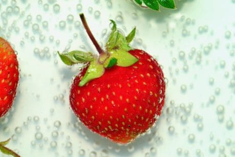 food, sweet, strawberry, berry, fruit, delicious, dessert, macro
