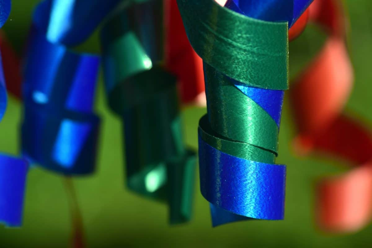 tape, decoration, celebration, colorful, color