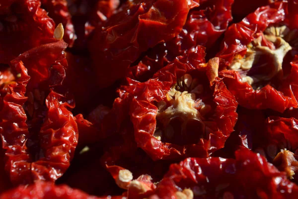 rajče, detail, červená, jídlo, strava, organické, jídlo, vitamín, potraviny