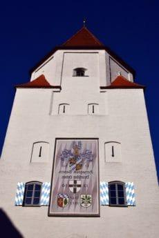 arquitectura, torre, iglesia, cielo, exterior, fachada, ventana