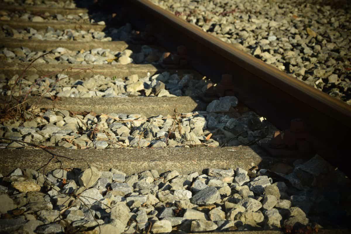 Eisen, Metall, Stahl, outdoor, Eisenbahn, Tageslicht
