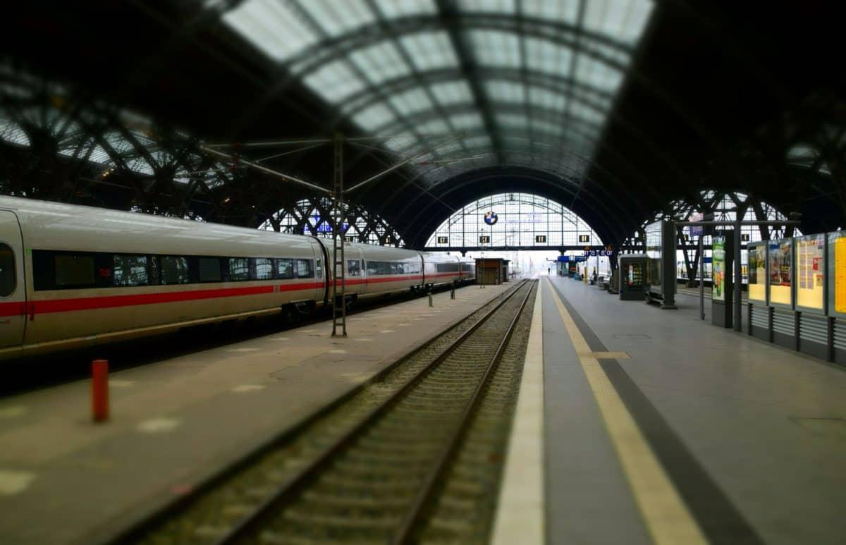 treno, locomotiva, ferroviaria, tunnel, stazione, terminal, trasporto