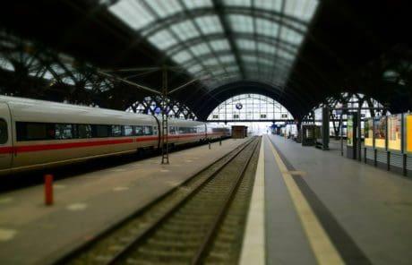 Bahnhof, Lokomotive, Eisenbahn, Tunnel, Terminal, Transport