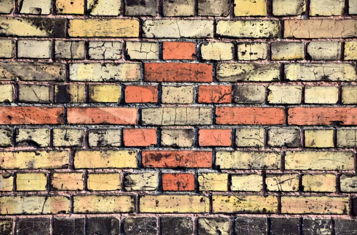 concrete, brick, pattern, texture, old, stone, wall, cement