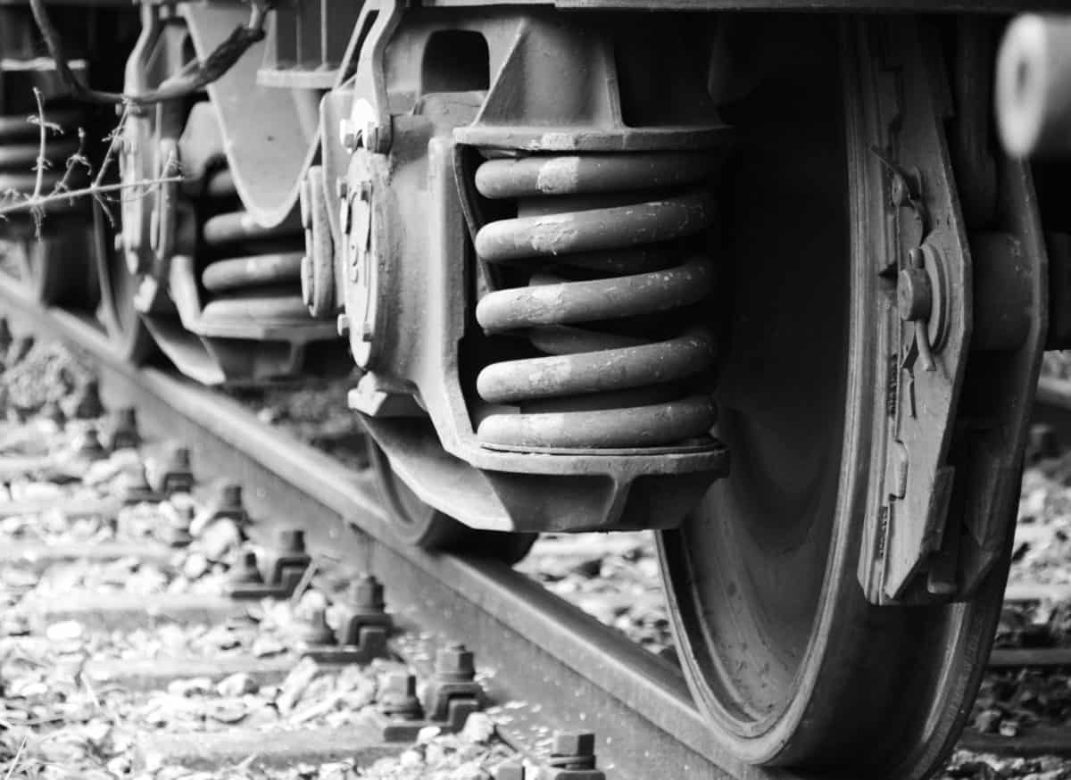 steel, train, monochrome, wheel, industry, vehicle, machinery
